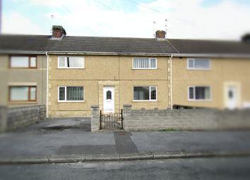 Thumbnail 4 bed terraced house for sale in Dan Yr Allt, Llanelli, Carmarthenshire.