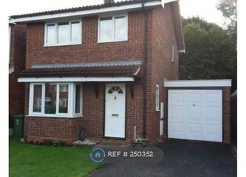 Thumbnail 3 bedroom detached house to rent in Gleneagles Drive, Perton