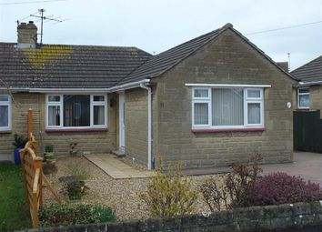 Thumbnail 2 bed semi-detached bungalow for sale in The Mount, Trowbridge, Wiltshire