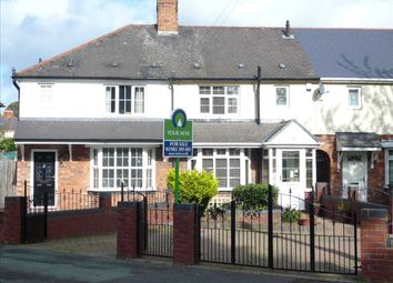 Thumbnail 3 bed terraced house for sale in Lawrence Avenue, Wolverhampton, Wolverhampton