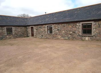 Thumbnail 3 bedroom semi-detached house to rent in Hardhill Steading, Hatton, Peterhead, Aberdeenshire