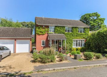 Thumbnail 4 bed detached house for sale in St Albans, Fordham Road, Newmarket