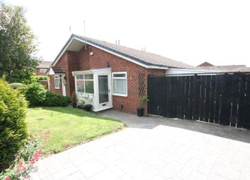 Thumbnail 1 bedroom semi-detached bungalow for sale in Hornsea Close, Billingham, Tees Valley