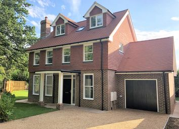 Thumbnail 5 bed detached house for sale in Crawley Down Road, Felbridge, West Sussex