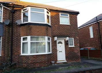 Thumbnail 3 bed semi-detached house to rent in Brookhead Drive, Cheadle, Cheshire