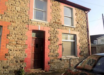 Thumbnail End terrace house for sale in River Terrace, Treorchy, Rhondda Cynon Taff.