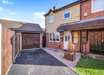 Thumbnail 3 bed semi-detached house for sale in Cheviot Road, Aylestone, Leicester
