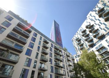 Thumbnail 2 bed flat for sale in The Tower, Saffron Central Square, Croydon