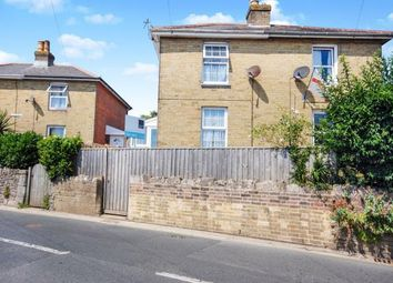 Thumbnail 3 bedroom semi-detached house for sale in Upton Road, Ryde