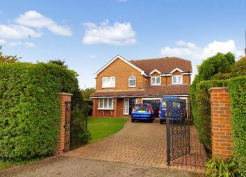 Thumbnail 4 bed detached house for sale in York Road, Wollaston, Northamptonshire