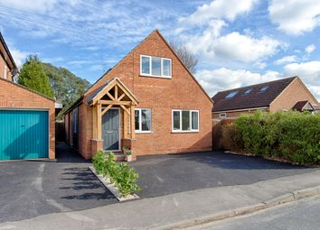 Thumbnail 4 bedroom detached house for sale in Woodland Road, Hertford Heath, Hertford