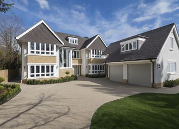 Thumbnail 6 bed detached house for sale in Penn Road, Beaconsfield
