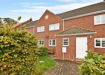 Thumbnail 3 bed terraced house for sale in Sycamore Court, Byland Road, Whitby