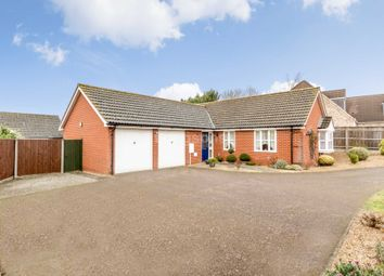 Thumbnail 3 bed detached bungalow for sale in Lilac Drive, Lakenheath, Brandon