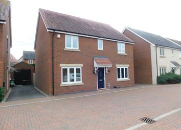 Thumbnail 4 bed detached house for sale in Skye Crescent, Newton Leys