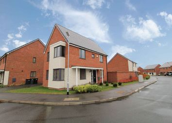 Thumbnail 3 bed detached house for sale in Arthur Black Way, Wootton, Bedfordshire