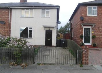Thumbnail 3 bed semi-detached house to rent in Archdeacon Crescent, Darlington