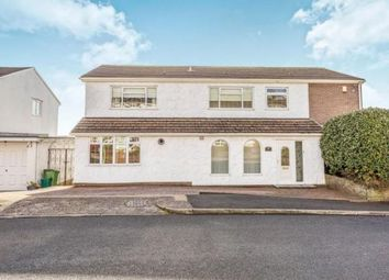 Thumbnail 4 bed detached house for sale in Pinewood Hill, Talbot Green, Pontyclun, Rhondda Cynon Taff