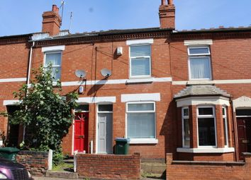 Thumbnail 2 bedroom terraced house to rent in Newcombe Road, Earlsdon, Coventry