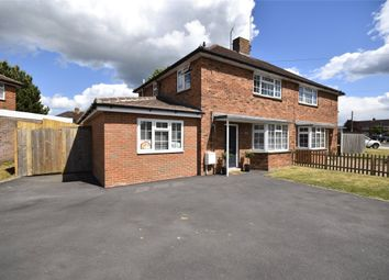 Thumbnail 4 bed semi-detached house for sale in Bishops Drive, Bishops Cleeve, Cheltenham, Gloucestershire