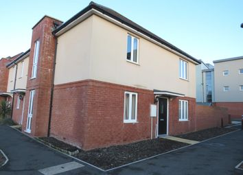 Thumbnail 3 bed end terrace house for sale in Macford Court, Axminster