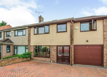 3 bed semi-detached house for sale in Fennel Close, Penarth CF64