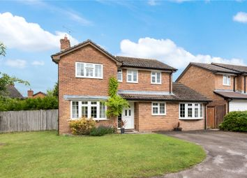 4 bed detached house for sale in Gillingham Close, Kings Worthy, Winchester, Hampshire SO23