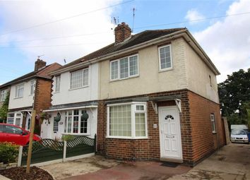 Thumbnail 3 bed semi-detached house for sale in Oaklands Avenue, Littleover, Derby