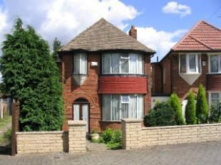 Thumbnail 3 bed detached house to rent in Hollyhurst Grove, Yardley, Birmingham