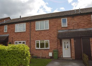 Thumbnail 3 bed terraced house to rent in Hardinge Close, Holme Lacy, Hereford.