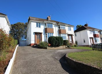 Thumbnail 4 bed semi-detached house for sale in Welsford Road, Bristol