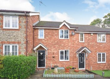 Stafford Crescent, Braintree CM7. 3 bed terraced house for sale