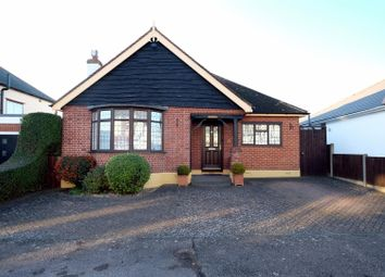 Thumbnail 4 bed detached bungalow for sale in Manor Road, Tankerton, Whitstable
