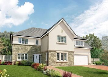 "Thumbnail 5 bedroom detached house for sale in ""The Ramsay"" at Woodilee Road, Lenzie, Kirkintilloch, Glasgow"