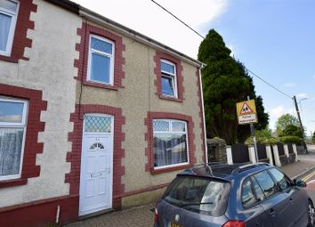 Thumbnail 2 bed end terrace house for sale in William Street, Brynna, Pontyclun