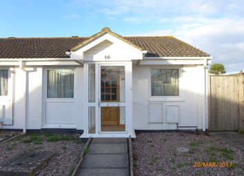 Thumbnail 2 bedroom bungalow to rent in Newcross Park, Kingsteignton