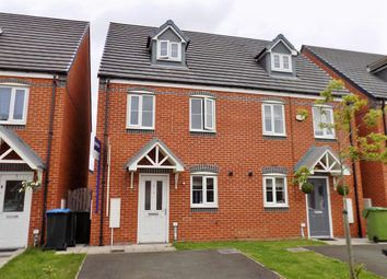 Thumbnail 3 bedroom semi-detached house for sale in Turnbull Way, Scholars Rise, Middlesbrough