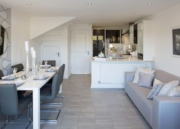 "Thumbnail 4 bedroom terraced house for sale in ""Helmsley"" at Orchid Green, Northwich"