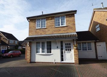 Thumbnail 3 bed property for sale in Dovedale, Carlton Colville, Lowestoft