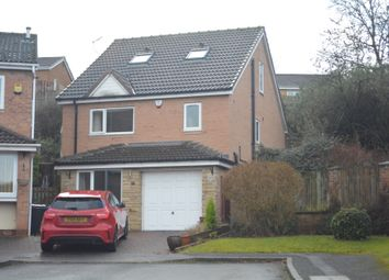 Thumbnail 4 bed detached house for sale in Merbeck Drive, High Green