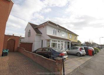Thumbnail 4 bed semi-detached house for sale in Brocket Way, Chigwell
