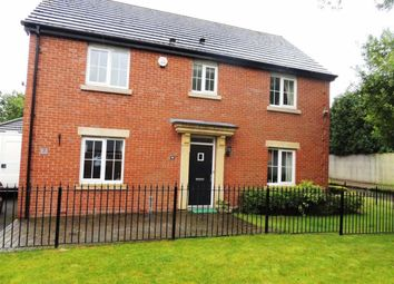 Thumbnail 4 bedroom detached house for sale in Waterside View, Droylsden, Manchester