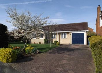 Thumbnail 3 bed bungalow for sale in St. Edwards Drive, Sudbrooke, Lincoln, Lincolnshire