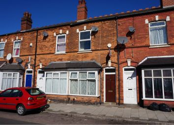 Thumbnail 3 bed terraced house for sale in Alexandra Road, Birmingham