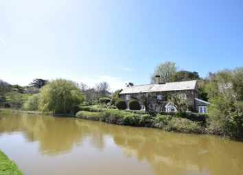 Thumbnail 4 bed detached house for sale in Higher Wharf, Bude