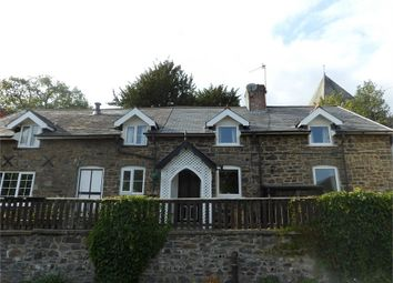 Thumbnail 4 bed detached house for sale in Llandinam, Llandinam, Powys