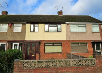 Thumbnail 3 bed terraced house for sale in Angela Avenue, Coventry