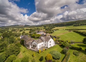 Thumbnail 6 bed farmhouse for sale in Lands End Farm, Rusland, Ulverston, Cumbria