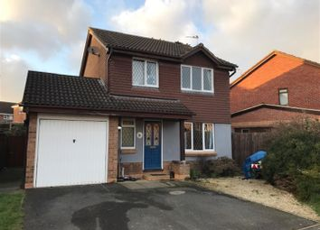 Thumbnail 3 bed detached house for sale in Applewood Drive, Gonerby Hill Foot, Grantham