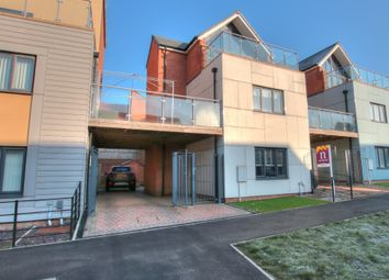 3 bed town house for sale in Bellshiel Grove, The Rise, Newcastle Upon Tyne NE15